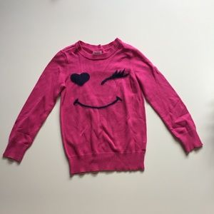 Children's Place Pink Sweater